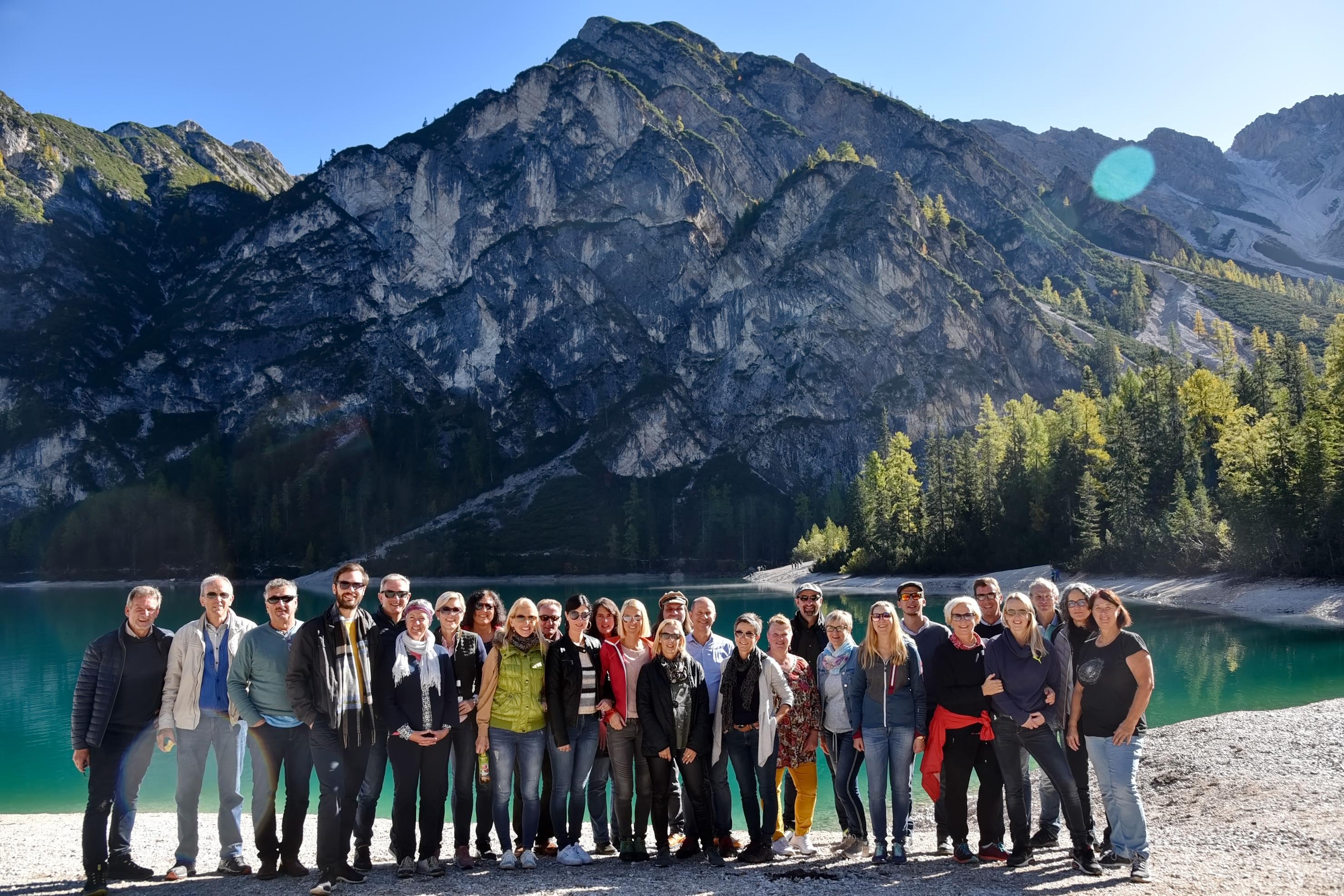 Pragser Wildsee-Bruneck-Brixen-Bozen